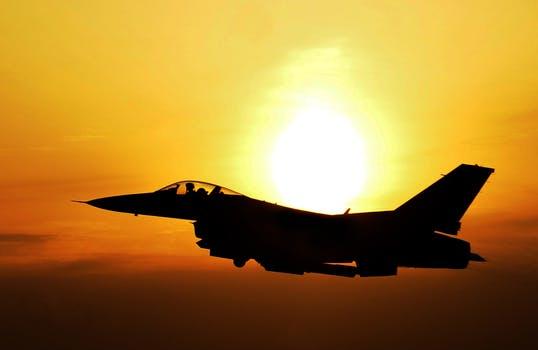 Airline Pilot or Fighter Pilot?