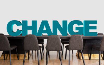 Change is Uncomfortable